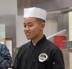 Huy Pham, USS Blue Ridge (LCC19)