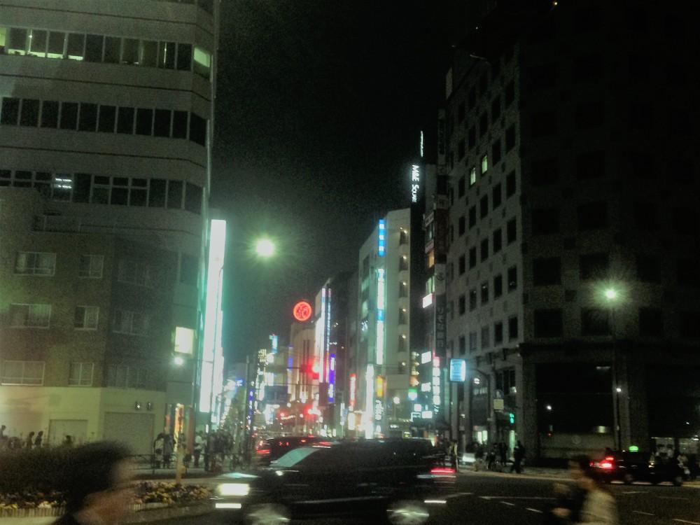 Shinjuku, Tokyo Nightlights