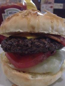 tsunami bacon cheese burger