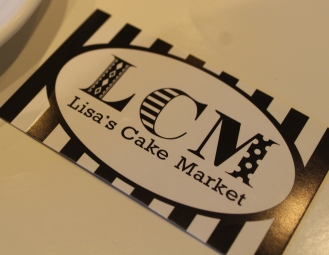 Lisa's Cake Market reward card